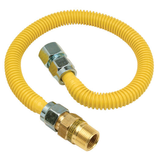 Gas Fittings & Connectors