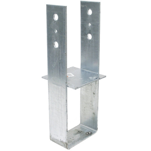 Simpson Strong-Tie 6 In. x 6 In. 7 ga Hot Dipped Galvanized Column Base