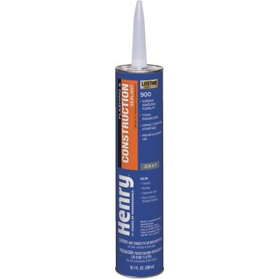 Henry 10.1 Oz. Construction & Flashing Sealant