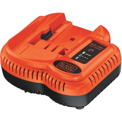 Black & Decker 9.6-Volt to 18-Volt Nickel-Cadmium Battery Charger