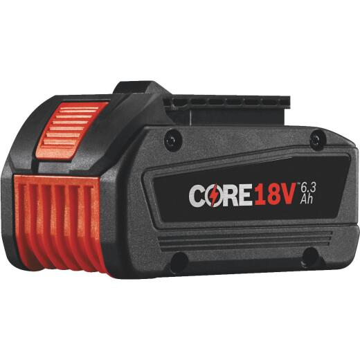 Bosch CORE18V 18 Volt Lithium-Ion 6.3 Ah Tool Battery