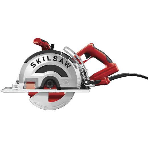 SKILSAW Outlaw 8 In. 15-Amp Worm Drive Circular Saw for Metal