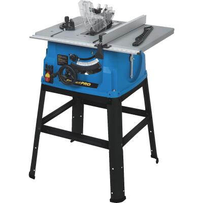 Project Pro 15-Amp 10 In. Table Saw