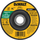DeWalt HP Type 27 4 In. x 1/8 In. x 5/8 In. Masonry Cut-Off Wheel Image 1