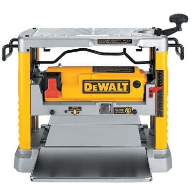 DeWalt 12-1/2 In. Portable Planer