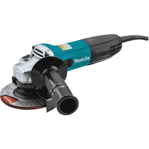 Makita 4-1/2 In. 6-Amp Angle Grinder