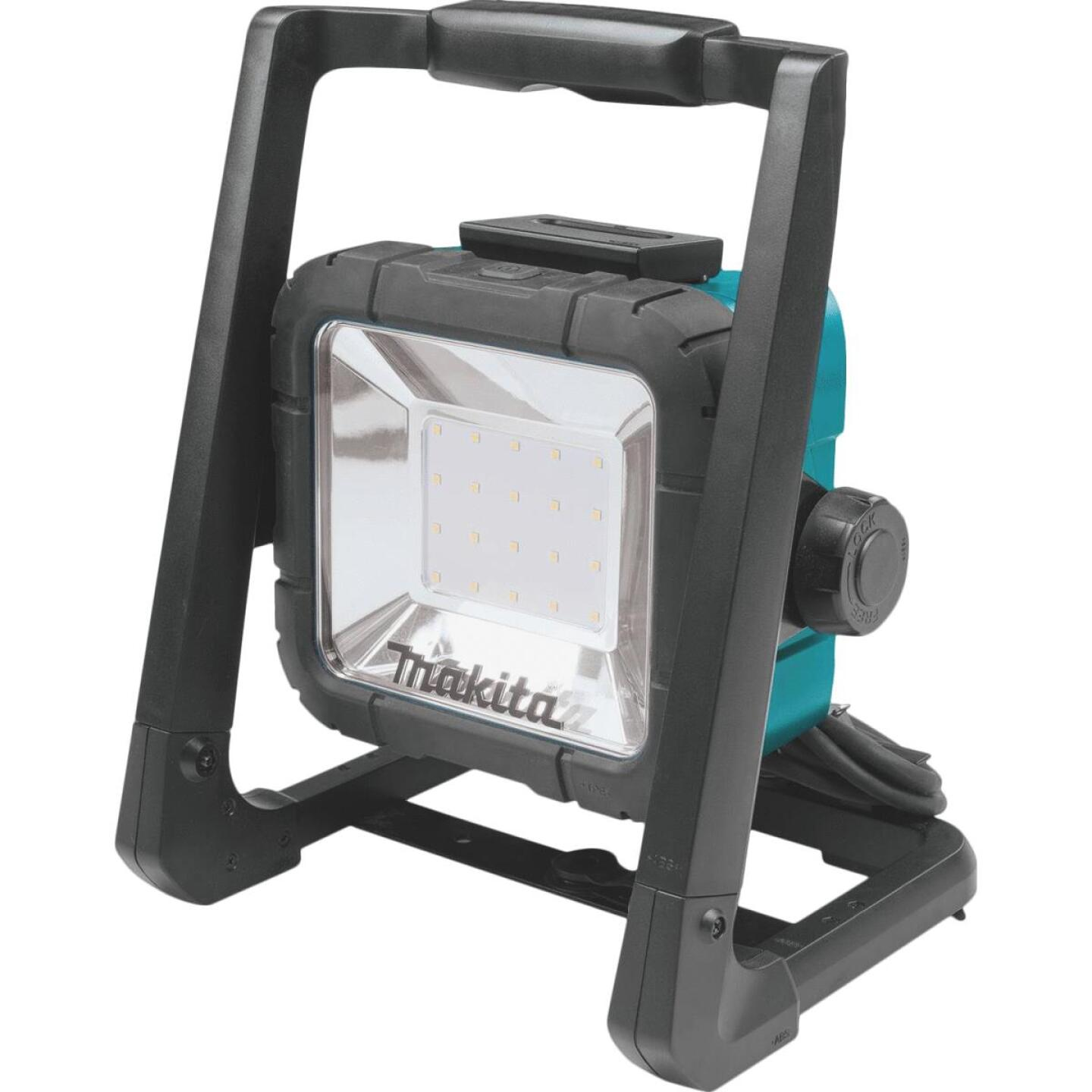 Makita 18 Volt LXT Lithium-Ion 20 LED Corded/Cordless Work Light (Bare Tool) Image 1