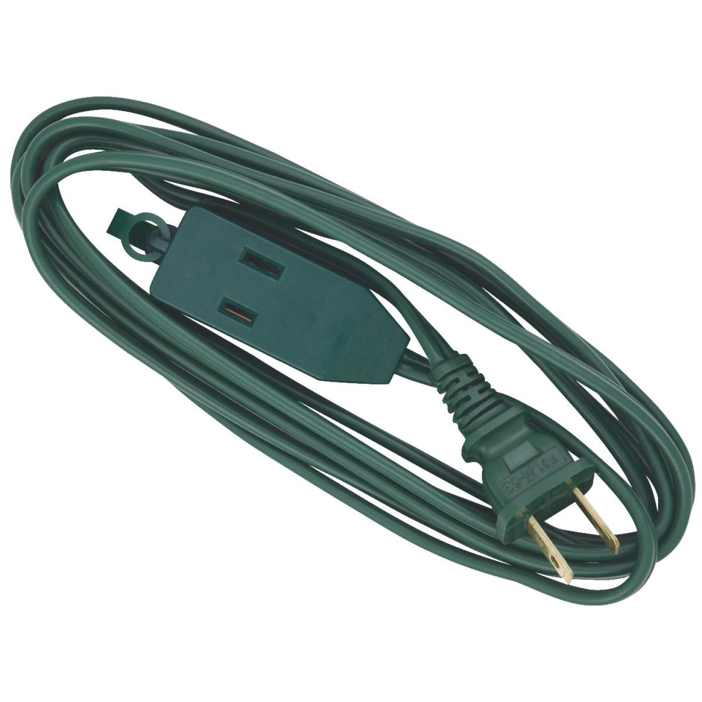 Do it 9 Ft. 16/2 Green Cube Tap Extension Cord Image 1