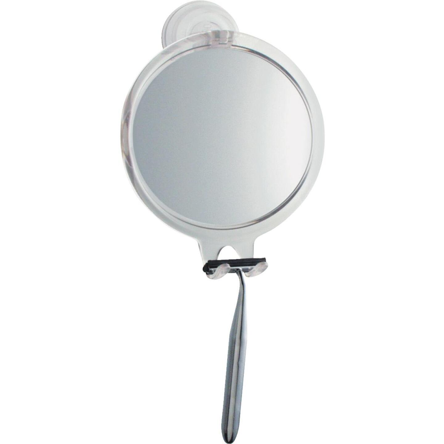InterDesign Franklin Suction Fog-Free Mirror Image 1