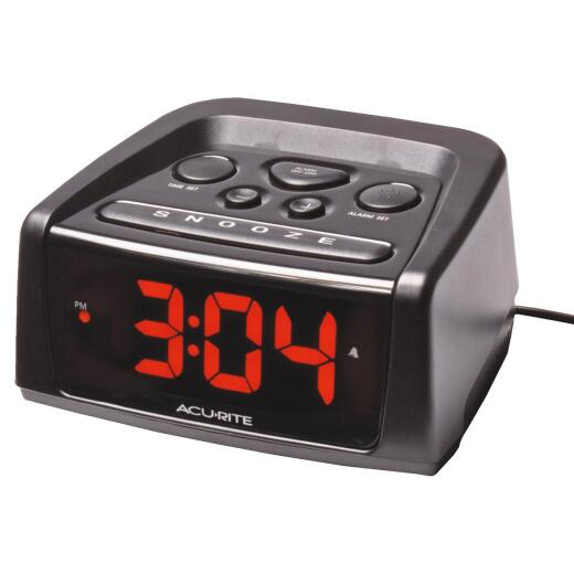 AcuRite Loud Electric Alarm Clock