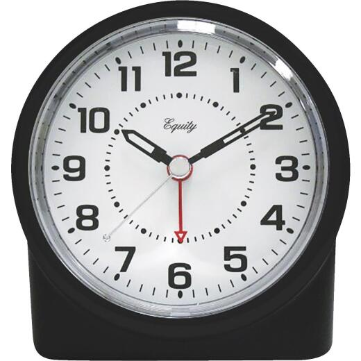 La Crosse Technology Equity Battery Operated Alarm Clock