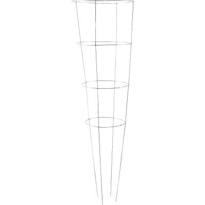 Panacea 60 In. Galvanized Heavy-Duty Wire Tomato Cage