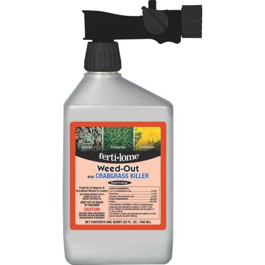 Fertilome Weed-Out 32 Oz. Ready To Spray Crabgrass & Weed Killer