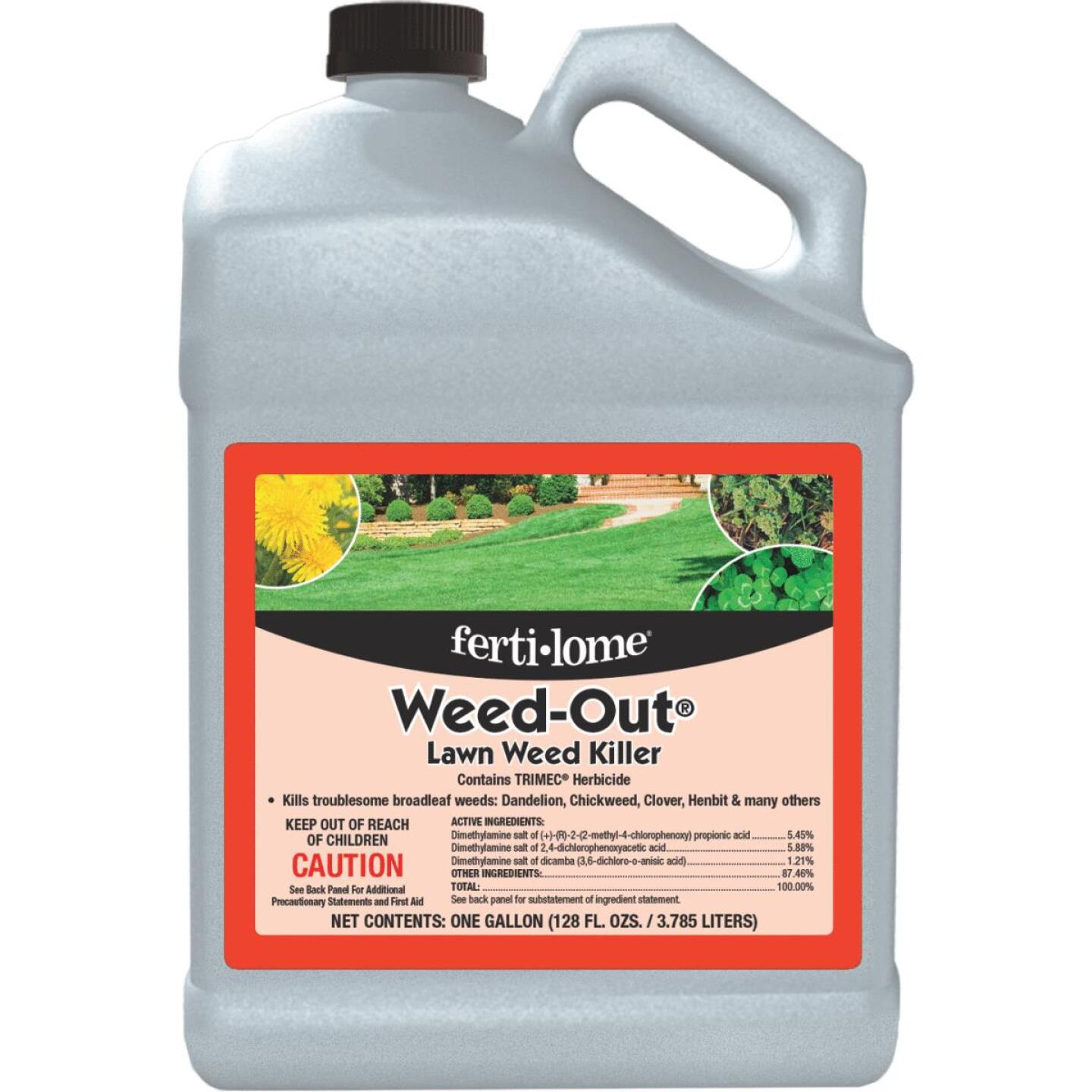 Ferti-lome Weed-Out 1 Gal. Concentrate Lawn Weed Killer Image 1
