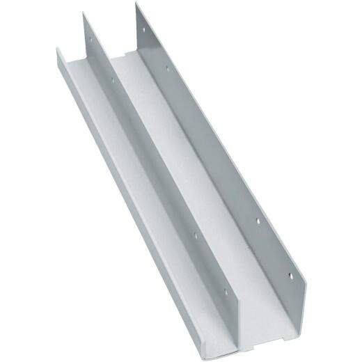 National 16 Ft. White Powder Coated Steel Vertical Door Frame