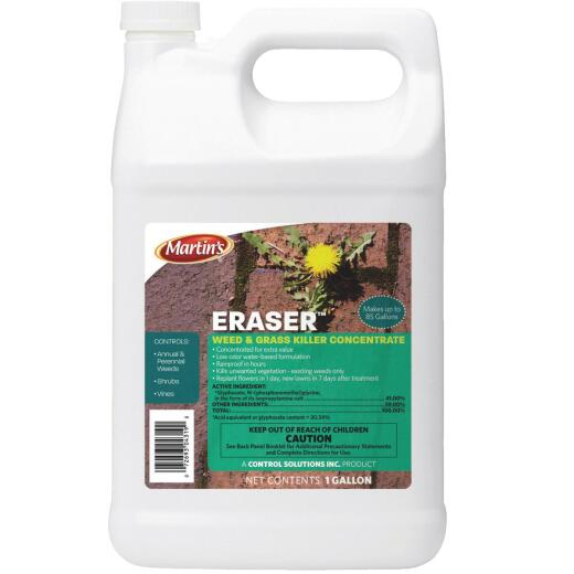 Martin's Eraser 1 Gal. Concentrate Weed & Grass Killer
