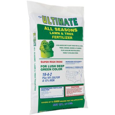 Ultimate 18 Lb. 5000 Sq. Ft. 19-4-2 All Seasons All Purpose Fertilizer