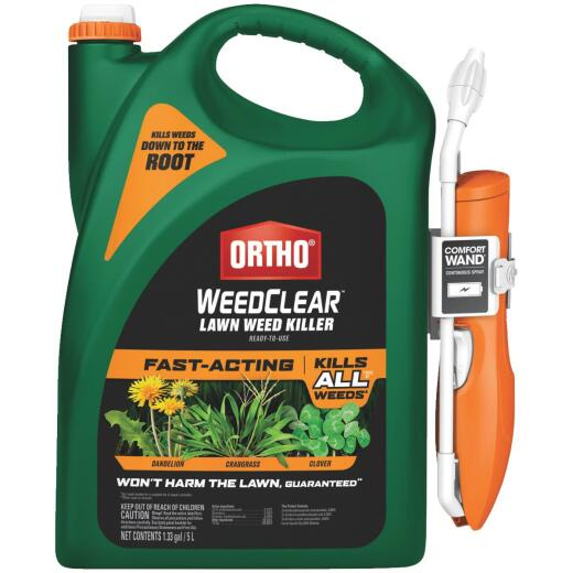 Ortho WeedClear 1.33 Gal. Ready To Use Wand Sprayer Northern Lawn Weed Killer