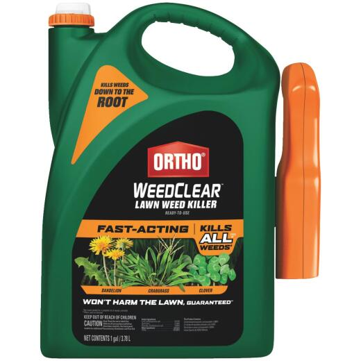 Ortho WeedClear 1 Gal. Ready To Use Trigger Spray Northern Lawn Weed Killer