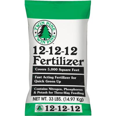 Twin Pine 33 Lb. 5000 Sq Ft. 12-12-12 All Purpose Fertilizer