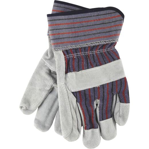 Do it Best Men's Large Leather Palm Work Glove