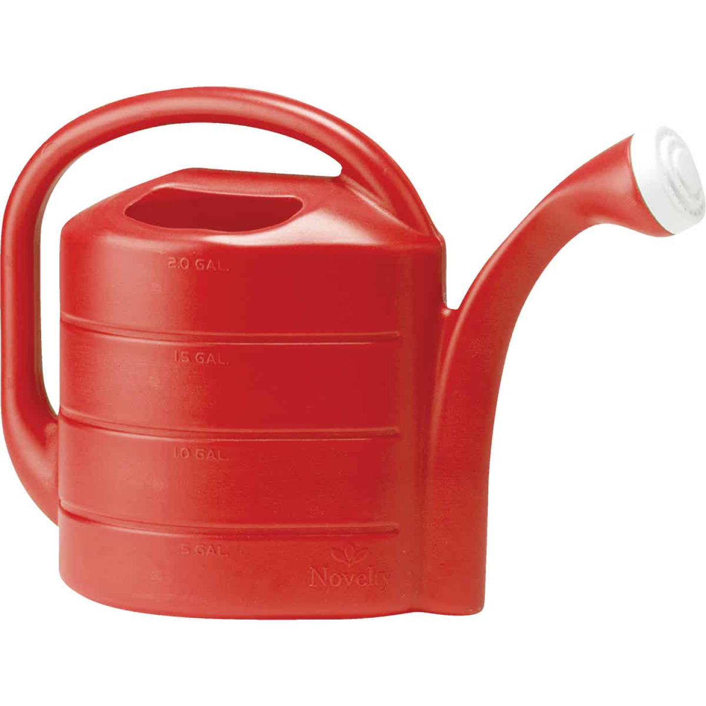 Novelty 2 Gal. Red, Blue, or Green Poly Watering Can Image 4